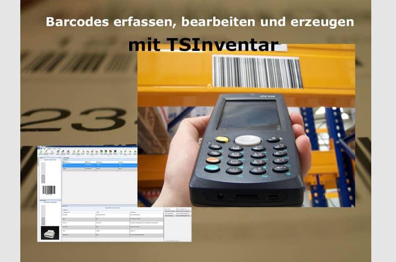 barcode und inventarverwaltung